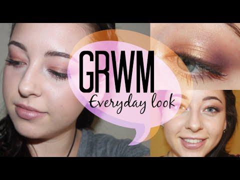 GRWM Current Everyday Makeup: Brija Cosmetics (Green Beauty)