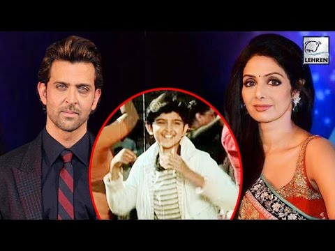 Download Hrithik Roshan's HILARIOUS DANCE With Sridevi