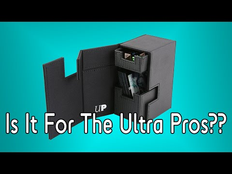 Ultra Pro M2 Deck Box Review, Is it the Ultimate Deck Box??