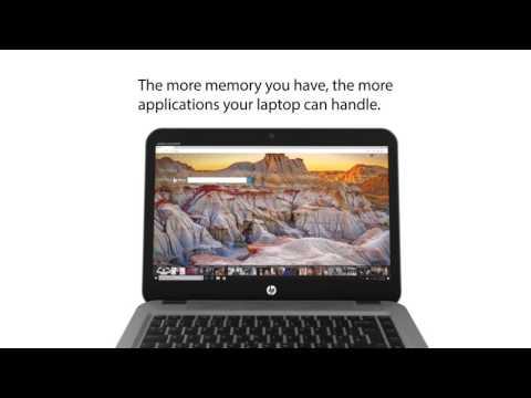 Features of Modern Windows Laptops: RAM