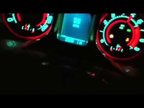 Camaro SS Ls3 manual launch control 0-60 0-100