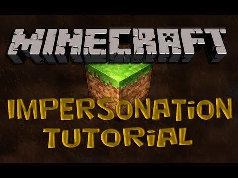 Minecraft: Chat Impersonation Tutorial