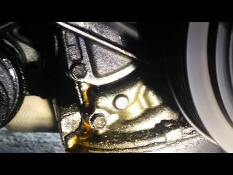 toyota camry oil pump leak 2.2L