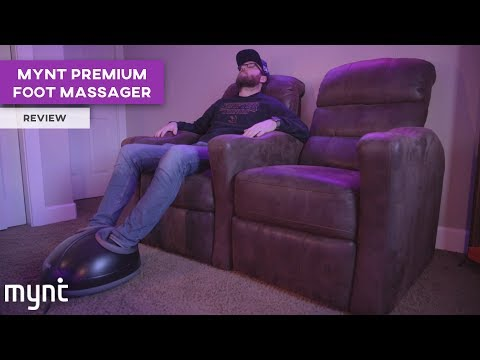 Best Product for Remote Workers? –Mynt Premium Foot Massager Review