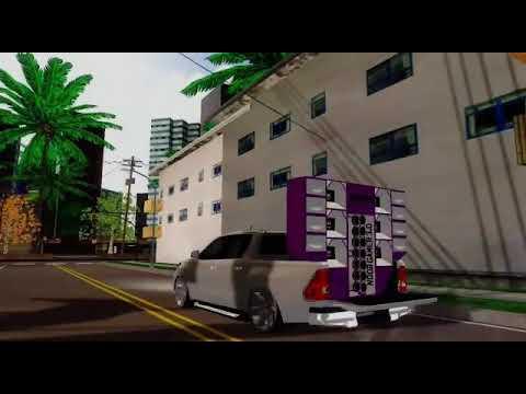 S10 TOPADA COM PAREDÃO TOCANDO DOUTORZINHO GTA IV
