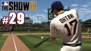 TWO HOMERS AT WRIGLEY FIELD FOR OHTANI! | MLB The Show 18 | Diamond Dynasty #29