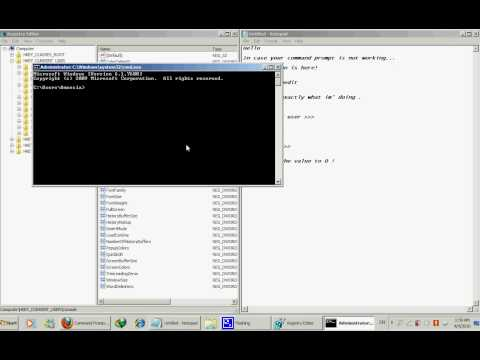 Command Prompt Not Opening - Solved!