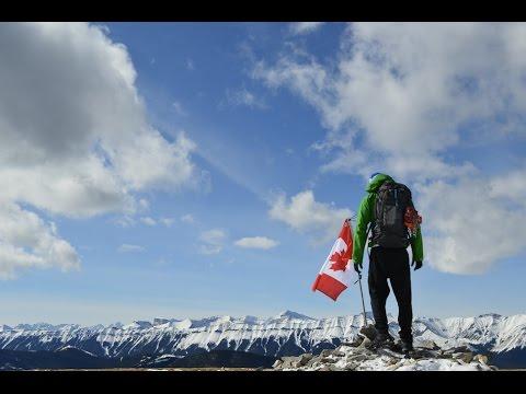 Hiking Prairie Mountain - Kananaskis Country - Travel Alberta