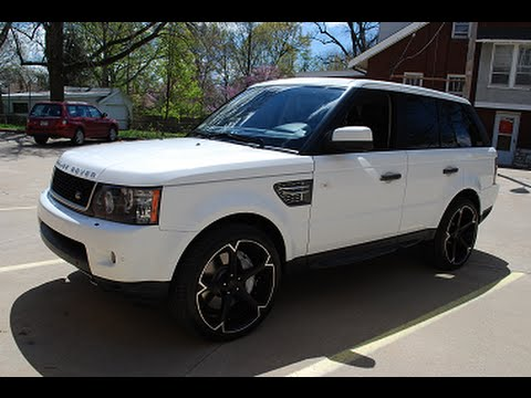 2011 Land Rover - Range Rover Sport SuperCharged - iAuto Agent