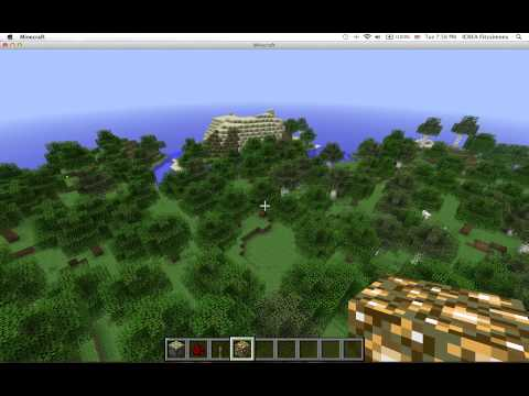 How to find an abandoned mineshaft in minecraft