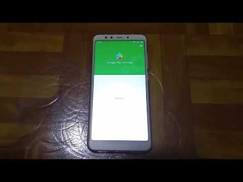 How To Install Google Play Store & Services on any Xiaomi Redmi 5