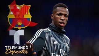 Vinicius y el top-5 que rechazó al Barça para firmar por el Real Madrid | Telemundo Deportes