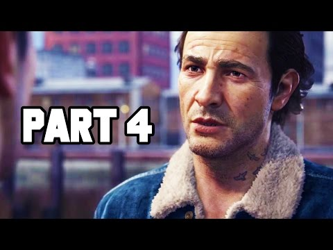 Uncharted 4: A Thief's End - Walkthrough/Gameplay Part 4-1080p