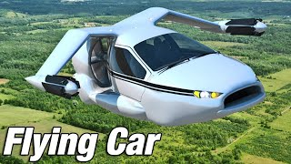 7 Real Flying Cars That Actually Fly