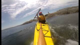 How To Turn A Sea Kayak