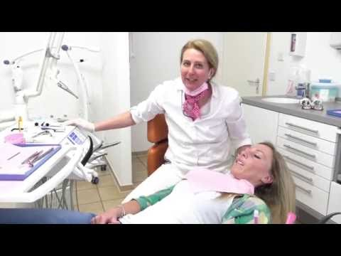 Painless Tooth Filling with the laser (dental filling without a drill)