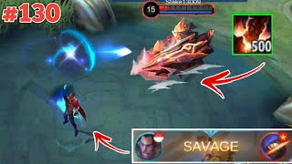 WTF Mobile Legends Funny Moments Episode 130 | Brody 300 IQ SAVAGE vs Aldous 500 Stacks 😂😂😂