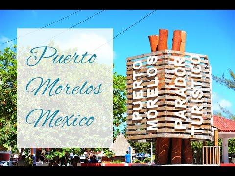 Puerto Morelos Quintana Roo Mexico.