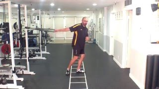 Weight Room Exercise For Shot Put Discus Stretching Out Arm Through T