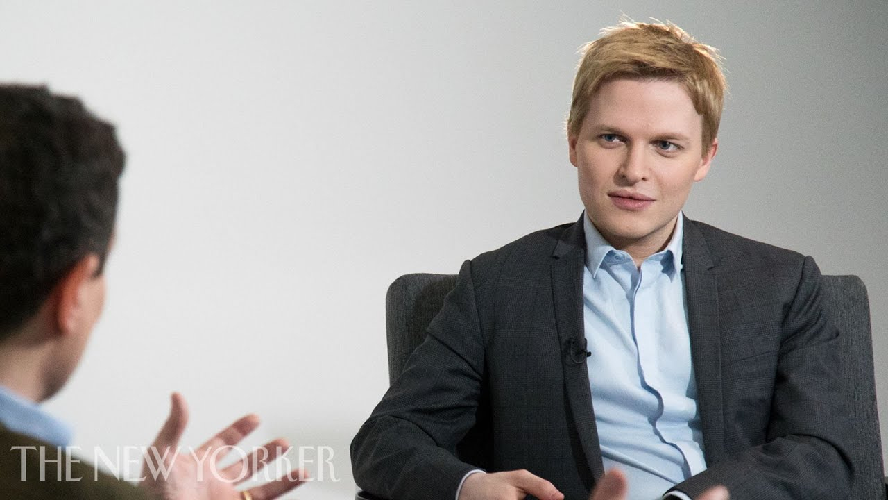 Ronan Farrow on #MeToo, Going to College at Eleven, and His Path to Journalism | The New Yorker