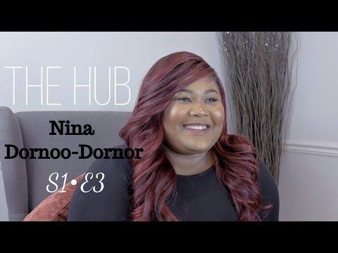 Nina Dornoo-Dornor | Business Owner & 9-5'er | CocktailManiaUK | The Hub S1E3