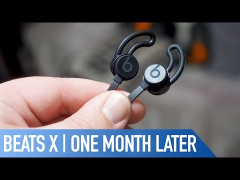 Beats X One Month Later   Review