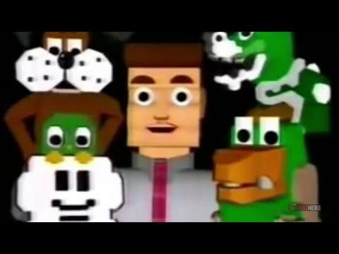 6 Weirdest Game Commercials