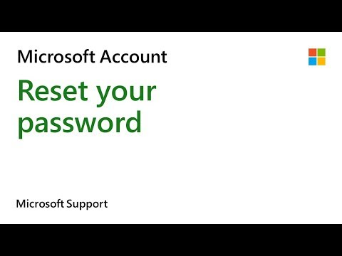 How to Reset Your Password for Windows, Xbox, Outlook, Hotmail, Skype, and Live!