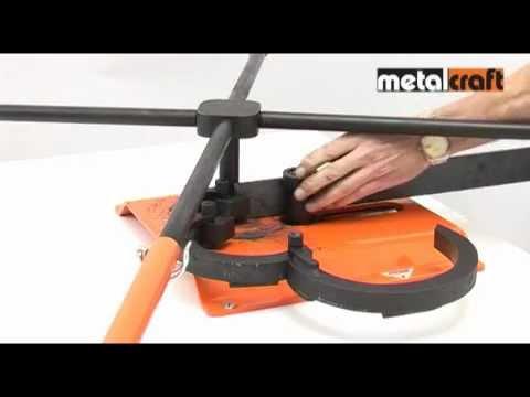Metalcraft MK3/4 Scroll Bender