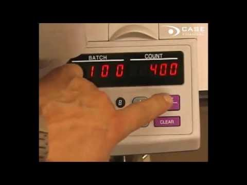 Billcon CHS-10 Coin Counter & Packager