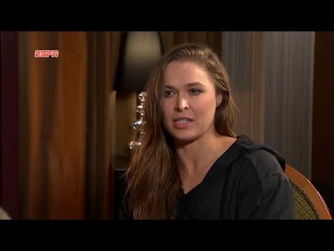 Ronda Rousey addresses whether she's retired from MMA for good | ESPN