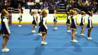 Cheer Fest 2012~ OnCenter~ Syracuse NY