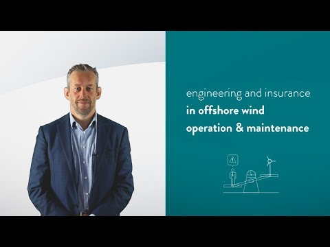 Course: Offshore wind operation and maintenance - engineering and insurance (teaser)