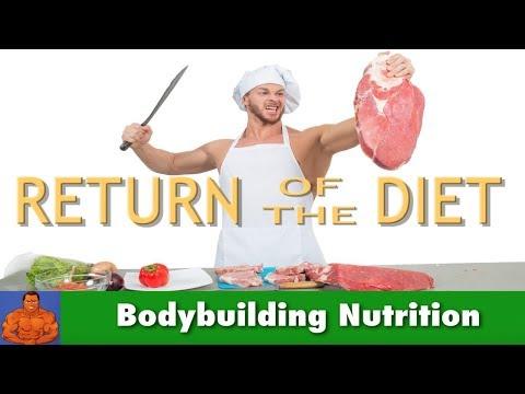 Return Of The Bodybuilding Diet