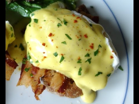 How to make Hollandaise Sauce at home