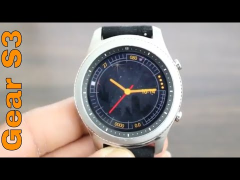 Top Gear S3/Gear Sport Watch Faces By:CM Design
