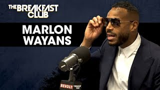 Marlon Wayans Talks New Movie 'Sextuplets', Black Sitcoms, Sibling Approval + More