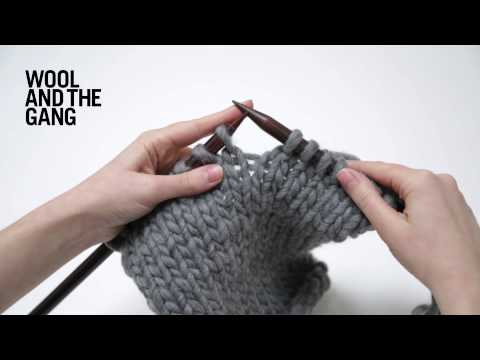 How to make an increase in your knitting