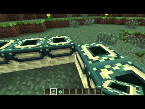 Minecraft how to enter the ender world
