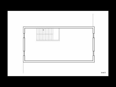 ARCH 201 - Drawing Stairs and Ramps in CAD