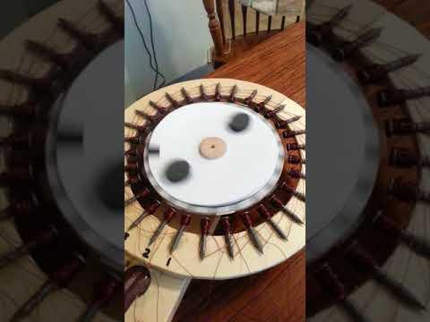 clock motor 3 -  12 degree stepper motor