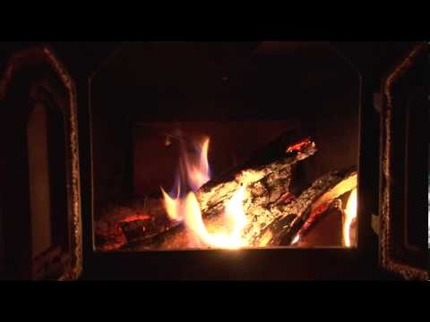 2012 Yule Log - COMPLETE (1hr)