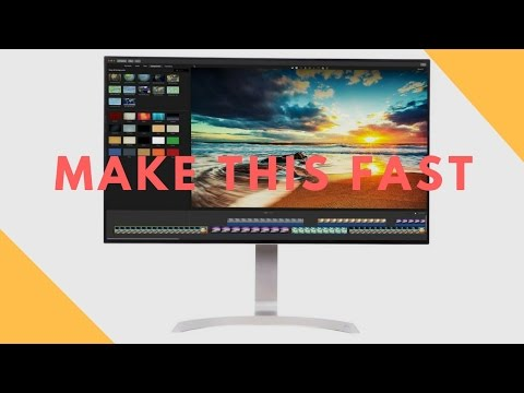How To Fix Slow MacBook With 4K Monitor