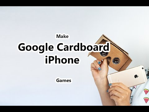 The Making of Google Cardboard Games Ep. 5 - iPhone