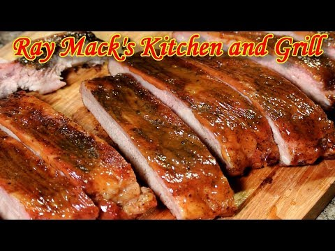 Savannah-Style Barbecue Ribs: How To Cook