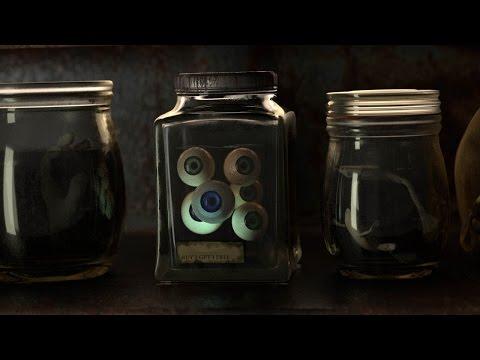 Tutorial | BlenderDiplom Halloween Scary Eyes Morph