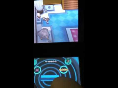 Pokemon black 2 How to change deoxys form