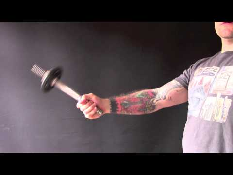 Forearm, Grip & Wrist Strengthening Exercises For Guitarists, Weight Lifters & Fighters