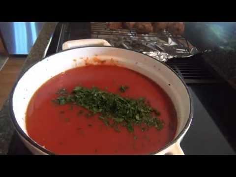 Homemade Meatballs & Sauce
