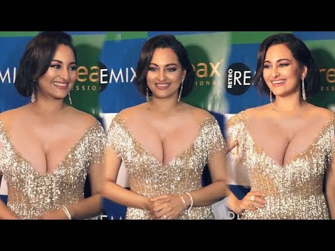 Xxx Mp4 Sonakshi Sinha Gorgeous Looks On Ramp Walk Of Streax Professional Launch Of Collection Retro 3gp Sex